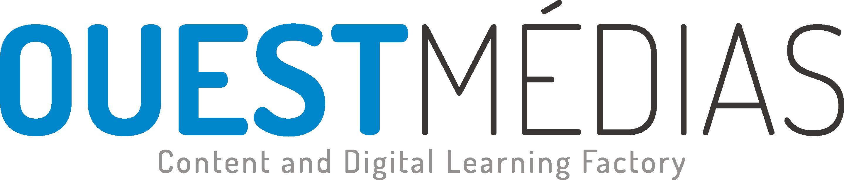 Logo Ouest Médias Agence de création de contenus