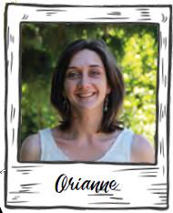 Orianne Guérin, Directrice de l'Office de tourisme du Pays de Châteaugiron